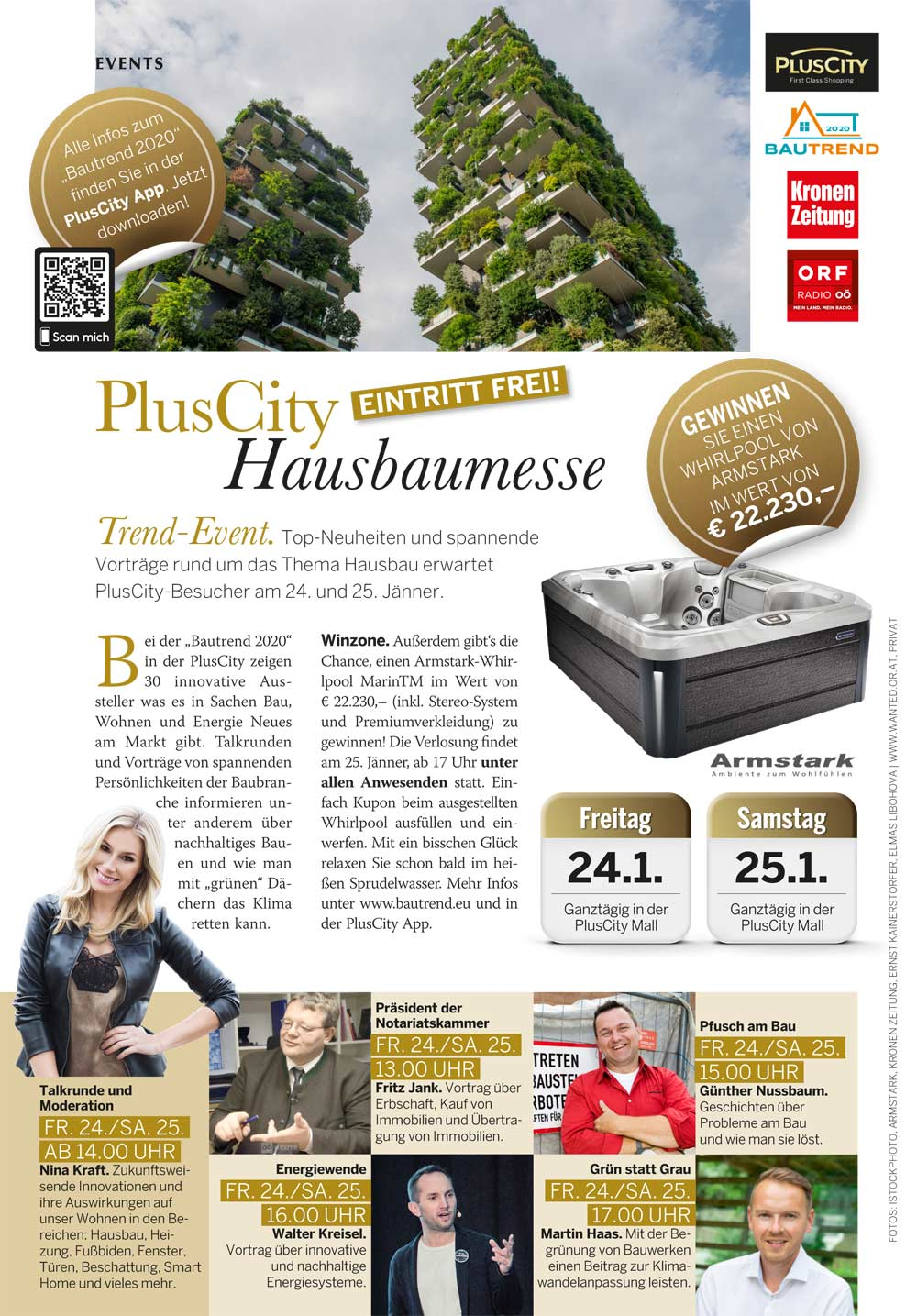 Bautrend Flyer Plus City